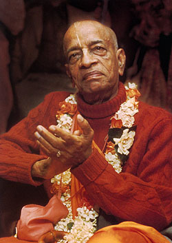 Your Ever Well Wisher: A.C. Bhaktivedanta Swami, Prabhupada: Founder Acarya of the International Society for Krishna Consciousness.