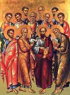 12 Apostles: