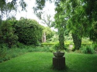 Belfast garden: