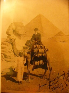 Egypt, 1917: