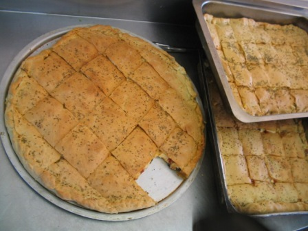 Focaccia Come'n At Ya: