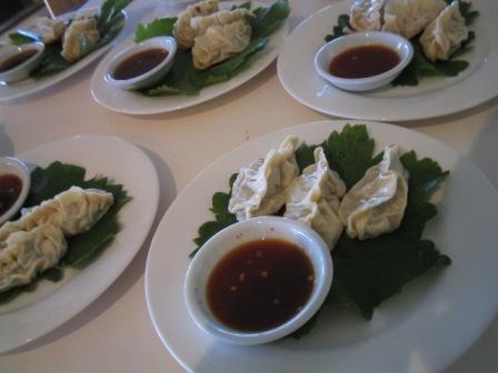 Jiao Zi Dumplings: