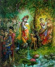 Beautiful Krishna: