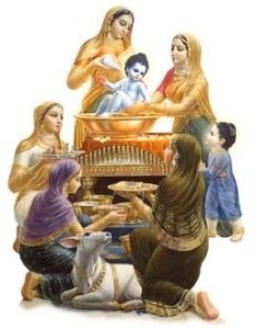 birth ceremony: