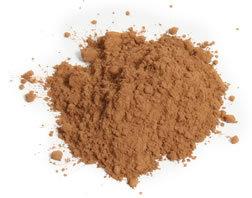 carob powder: