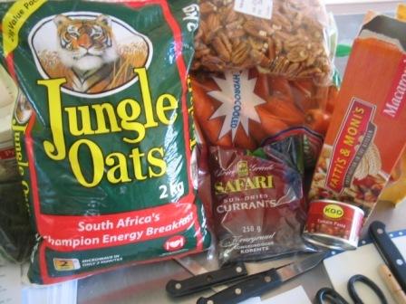 dem jungle oats!: