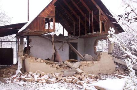 destruction: