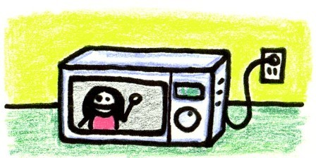 microwave madness: