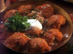 mixed vegetable kofta: