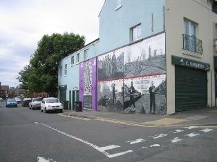 murals: