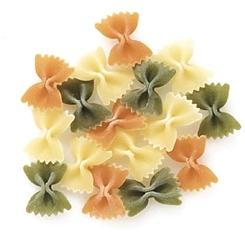 pasta from semolina: