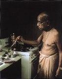 prabhupada my cooking preceptor: