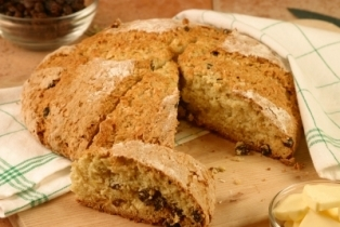 soda bread: