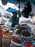 spice merchant, Bolivia: