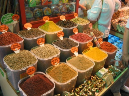 spices: