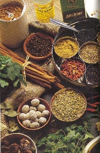 spices for khichari: