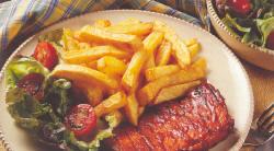 steak: