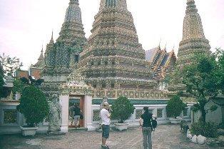 Thai temple: